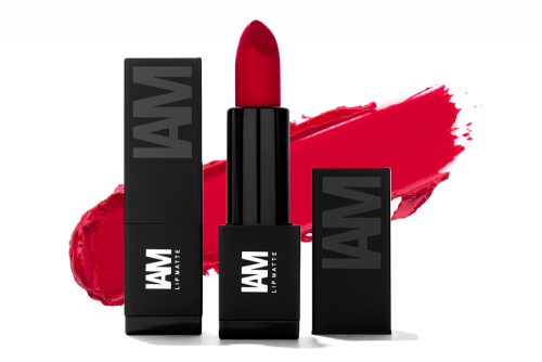 IAM LIP MATTE - RED 704