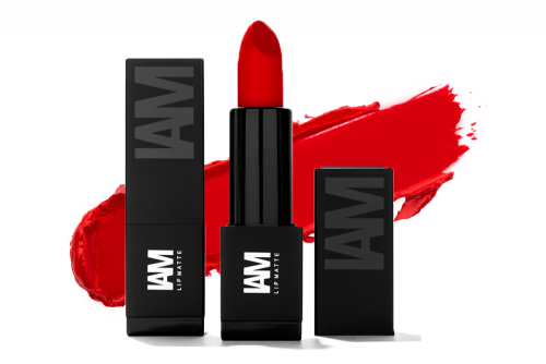IAM LIP MATTE - RED 705