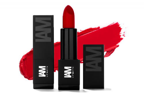 IAM LIP MATTE - RED 707