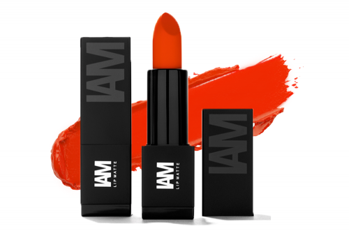IAM LIP MATTE - ORANGE 718