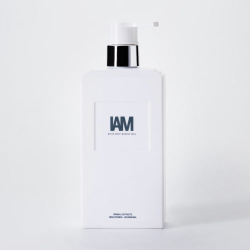 IAM WHITE BODY MAKEUP MILK