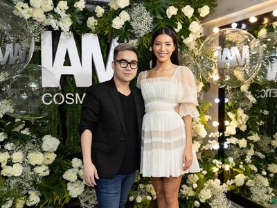 Ra mắt bộ sản phẩm chăm sóc da cao cấp thương hiệu IAM Cosmetics