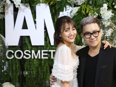 INTERVIEW IAM SKINCARE PREMIERE x CHUNG THANH PHONG